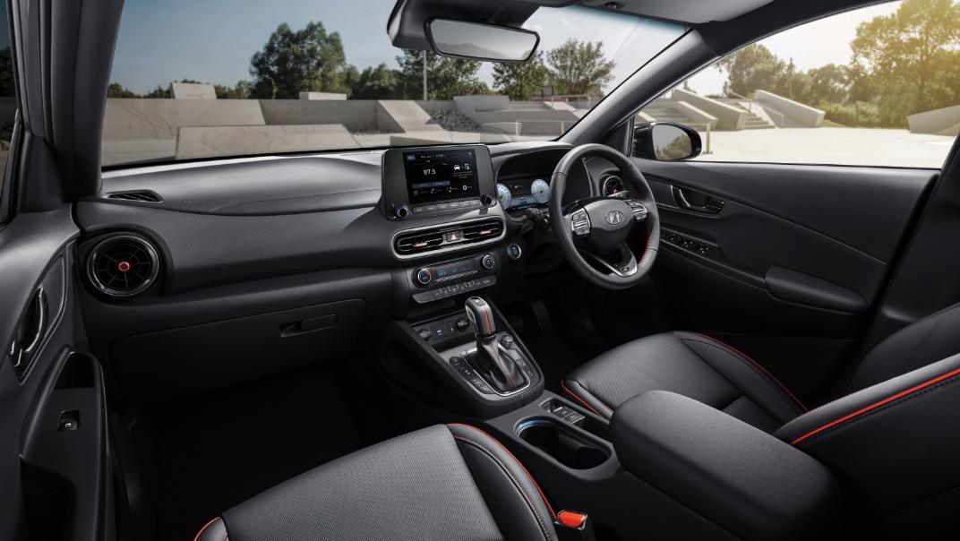 2021 Hyundai Kona 1.6 N Line Interior 001