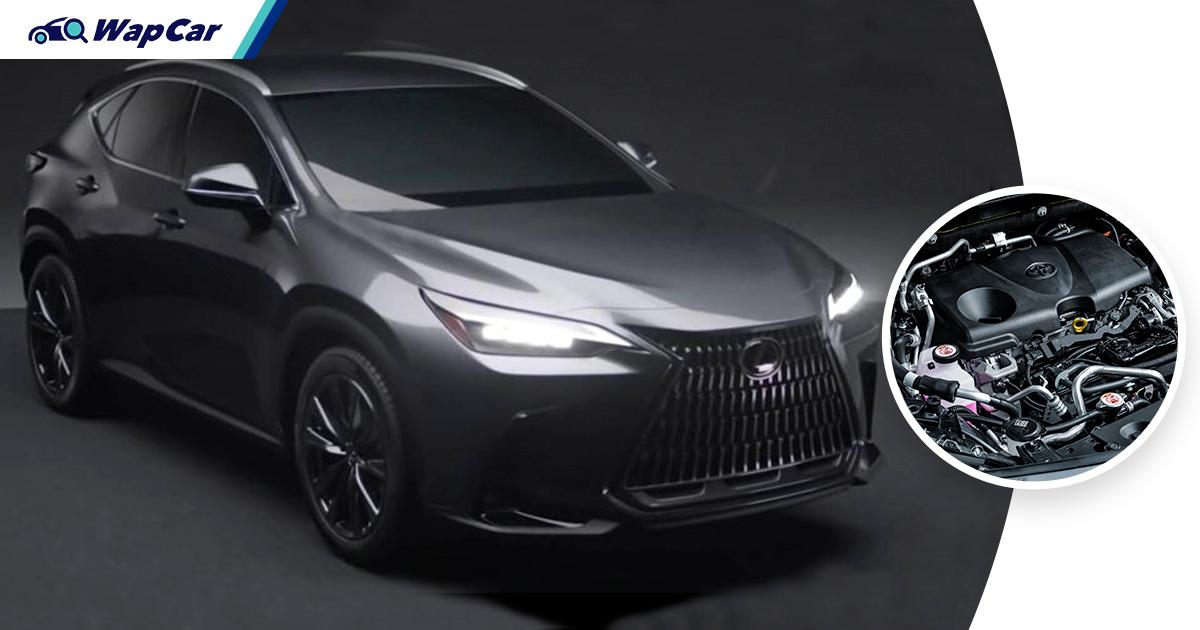 Lexus confirms new PHEV model in 2021 – Lexus NX Plug-in Hybrid with 306 PS? 01