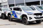Watch out baddies, PRDM's K9 units to roll with new Toyota Hilux