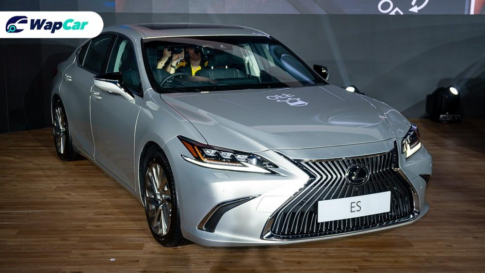 2020 Lexus ES updated in Malaysia - now with Android Auto and Apple CarPlay 01