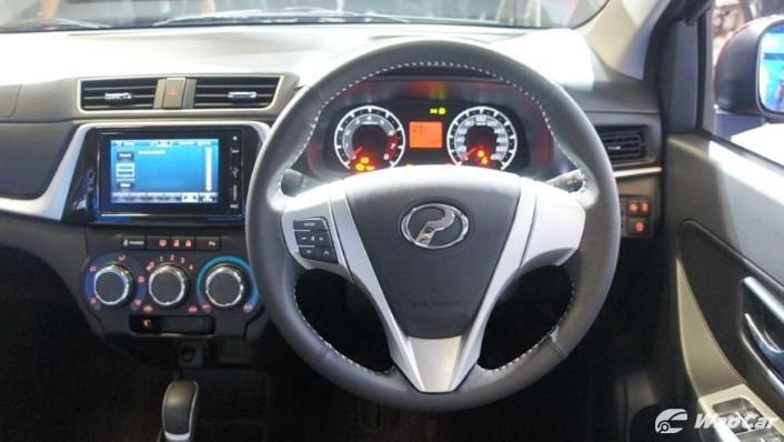 2020 Perodua Bezza 1.3 AV (A) Interior 006