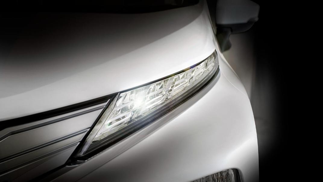 2020 Mitsubishi Xpander 1.5 L Exterior 060
