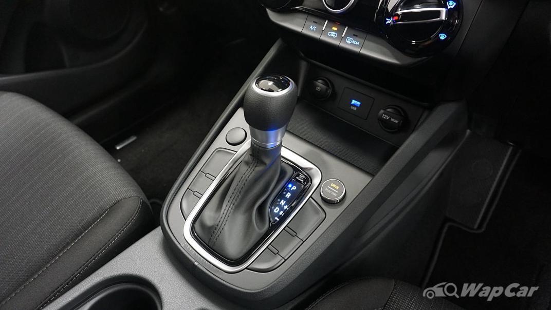 2021 Hyundai Kona 2.0 Standard Interior 016