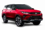 New 2020 Toyota Fortuner facelift - 204 PS and 500 Nm, Malaysia launch in 2021?
