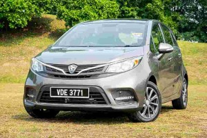 Proton Iriz Facelift Has 367 New Parts, But Is It Any Good?