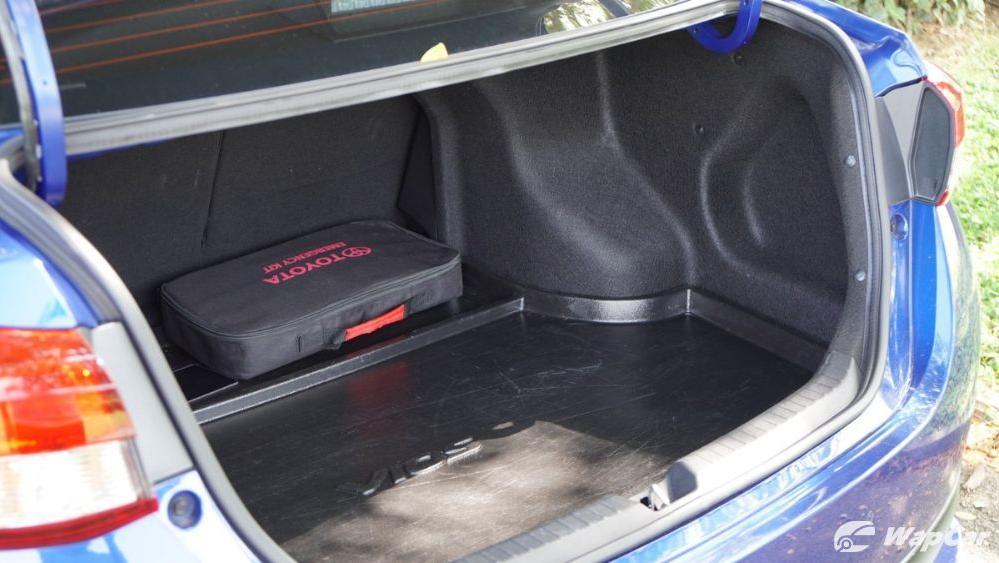 2019 Toyota Vios 1.5G Interior 156