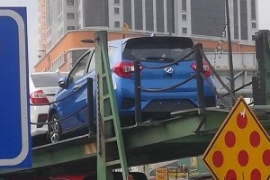 Spied: New 2020 Perodua Myvi facelift seen, new blue colour coming soon!