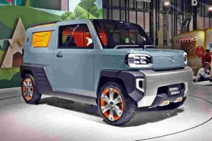 The Daihatsu WakuWaku concept previews an upcoming rival to the Suzuki Jimny