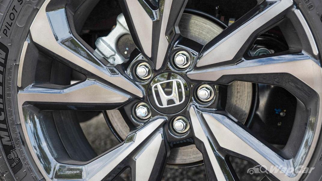 2020 Honda Civic 1.5 TC Premium Exterior 042