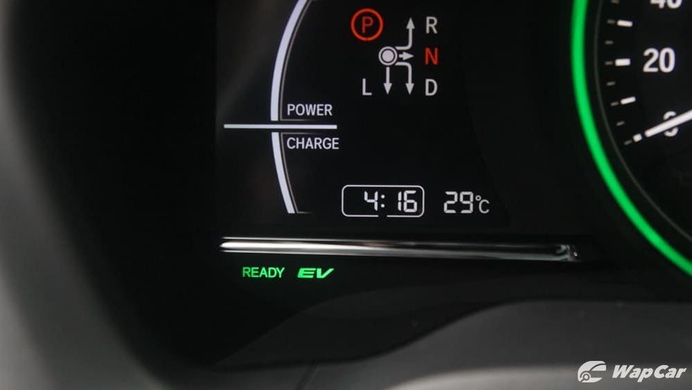 2019 Honda HR-V 1.5 Hybrid Interior 059