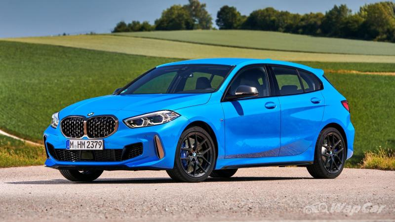 All-new 2020 (F40) BMW M135i launching in Malaysia tomorrow 02