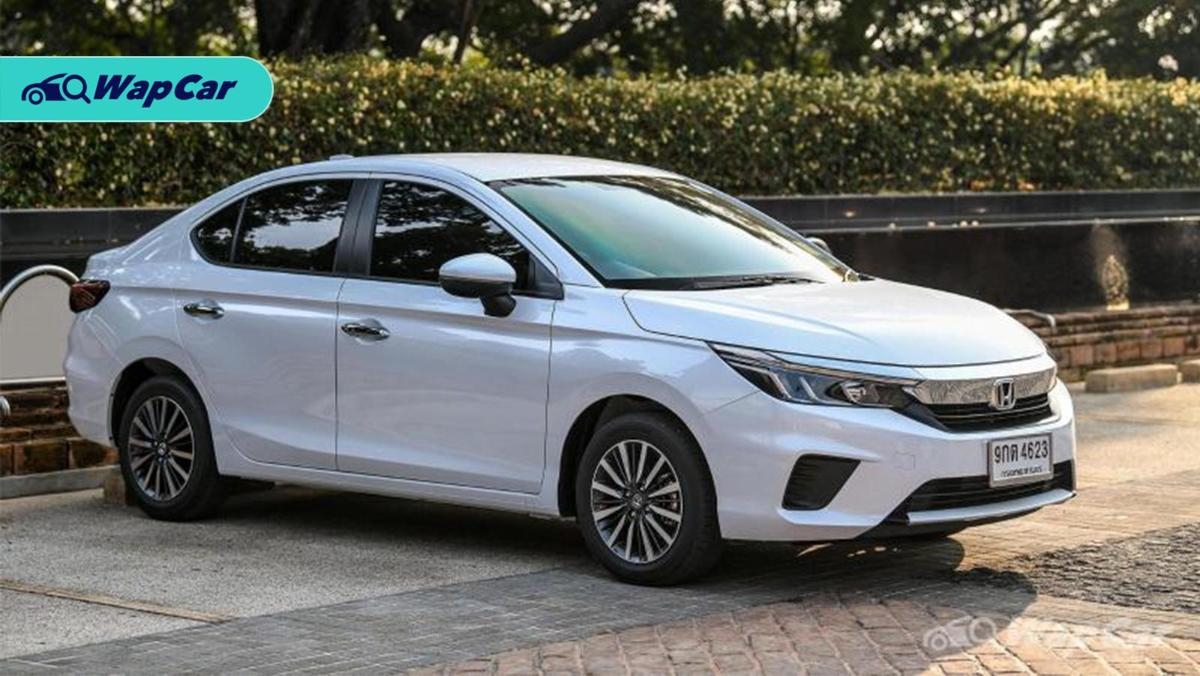 Honda City 2020 dominasi pasaran Thailand. Pegang lebih daripada suku pasaran! 01