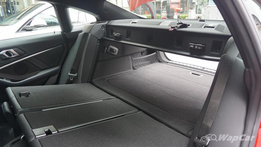 2020 BMW 2 Series 218i Gran Coupe Interior 101