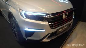 2021 Honda BR-V Upcoming Version Exterior 015