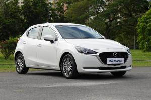 Ratings: 2020 Mazda 2 1.5 Hatchback - Good grade in Driving Performance, 165/170 overall
