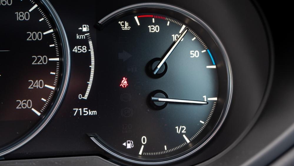 2019 Mazda CX-5 2.5L TURBO Interior 016