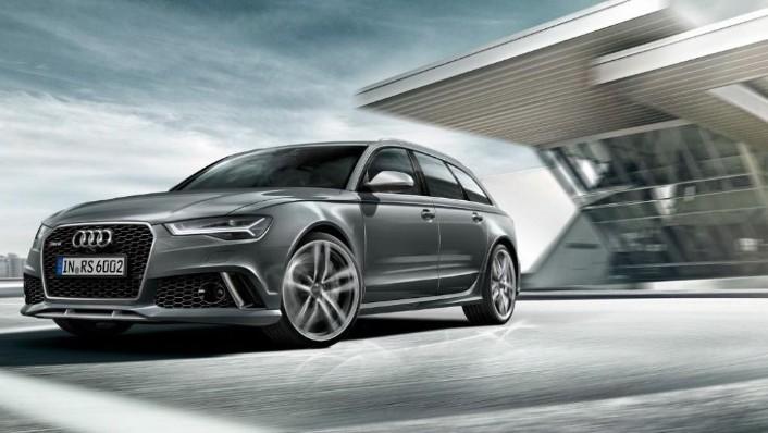 2020 Audi RS6 Avant Exterior 001
