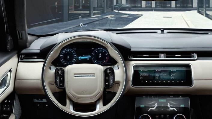 Land Rover Range Rover Velar (2018) Interior 004