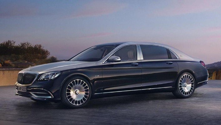 Mercedes-Benz Maybach S-Class (2018) Exterior 001