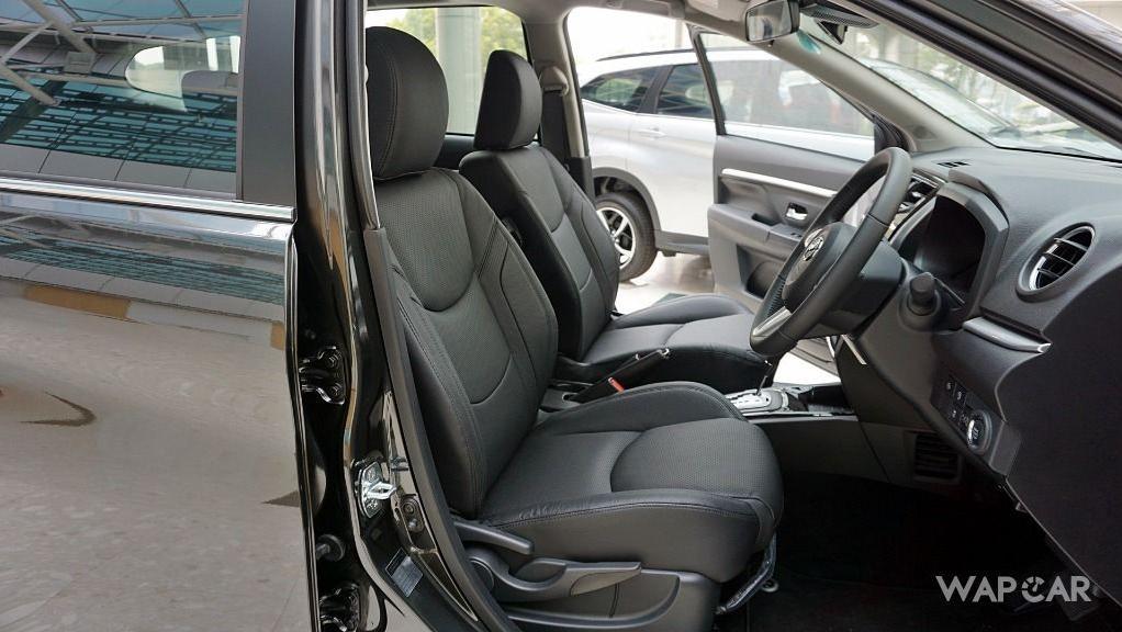 Perodua Aruz (2019) Interior 021