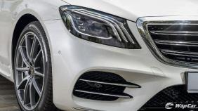 2018 Mercedes-Benz S-Class S 450 L AMG Line Exterior 004