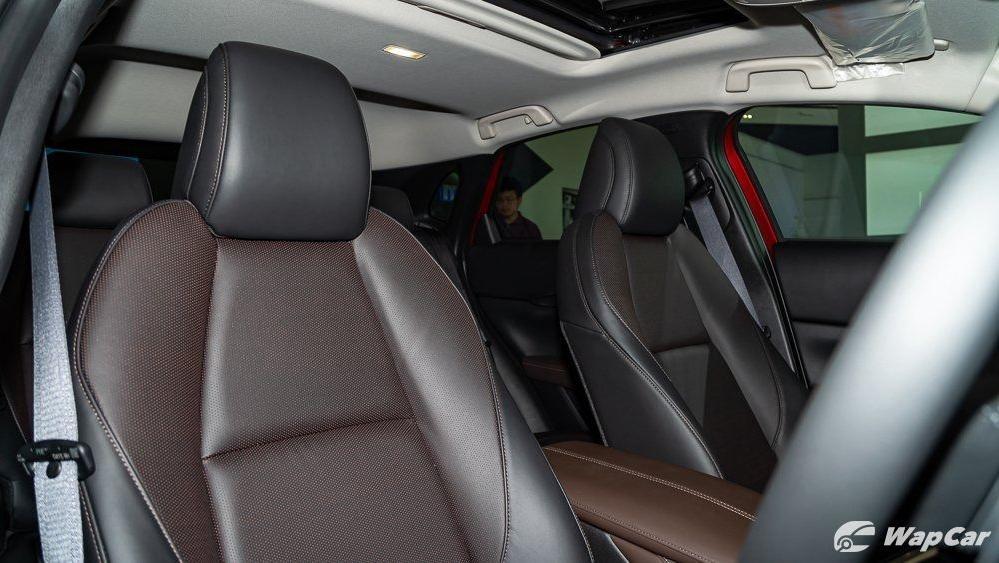 2020 Mazda CX-30 SKYACTIV-G 2.0 Interior 073
