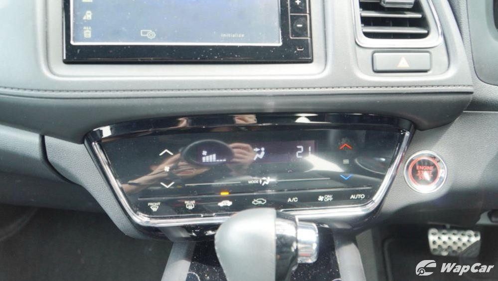 2019 Honda HR-V 1.8 RS Interior 014