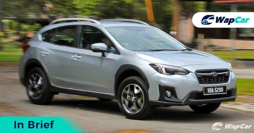 Subaru XV: Jangan lupakan SUV ini dalam senarai anda! 01