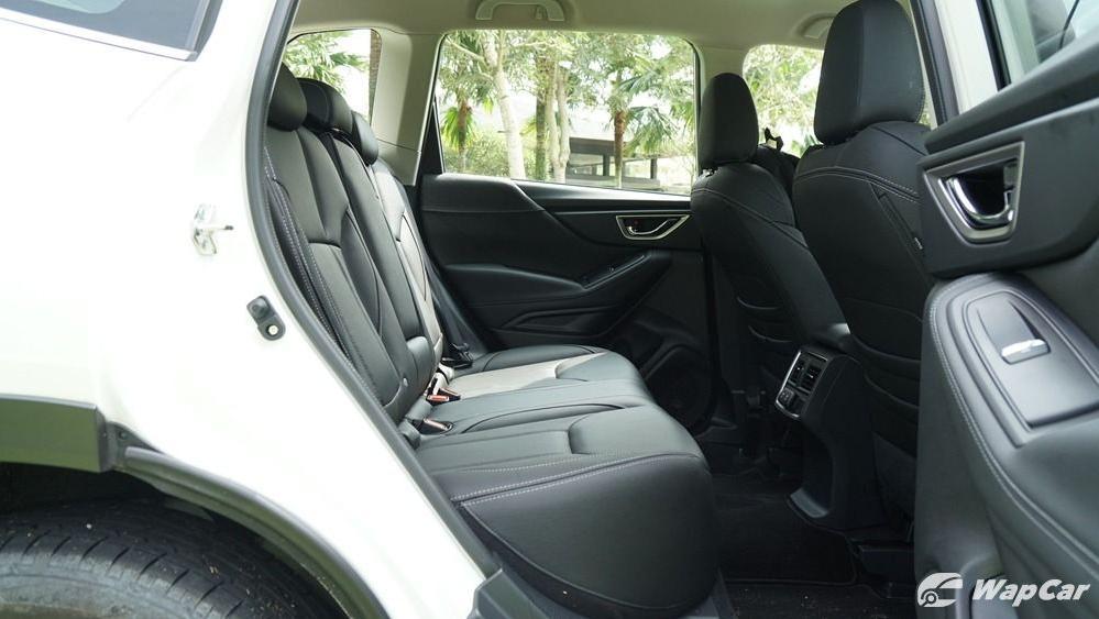 2019 Subaru Forester 2.0i-S EyeSight Interior 023