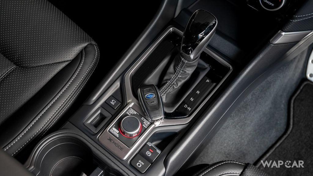 Subaru Forester (2019) Interior 022