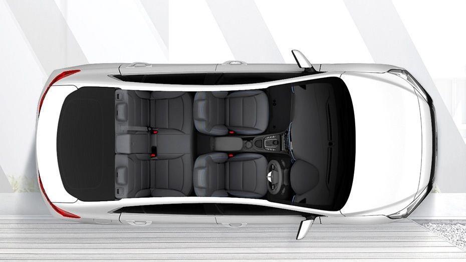 Hyundai Ioniq (2018) Exterior 011