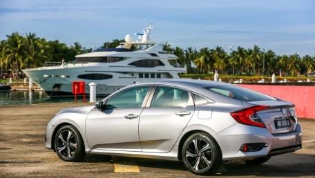 2018 Honda Civic 1.5TC Premium Price, Reviews,Specs,Gallery In Malaysia | Wapcar