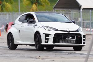 Video Review: Toyota GR Yaris - let us show you how to drive it!