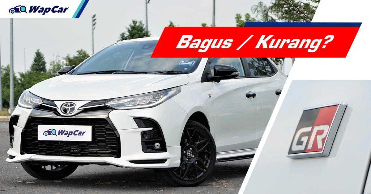 Kebaikan & Kekurangan: Toyota Vios GR-S 2021, prestasi GR-Sebenar atau prestasi Tipu-R? 01