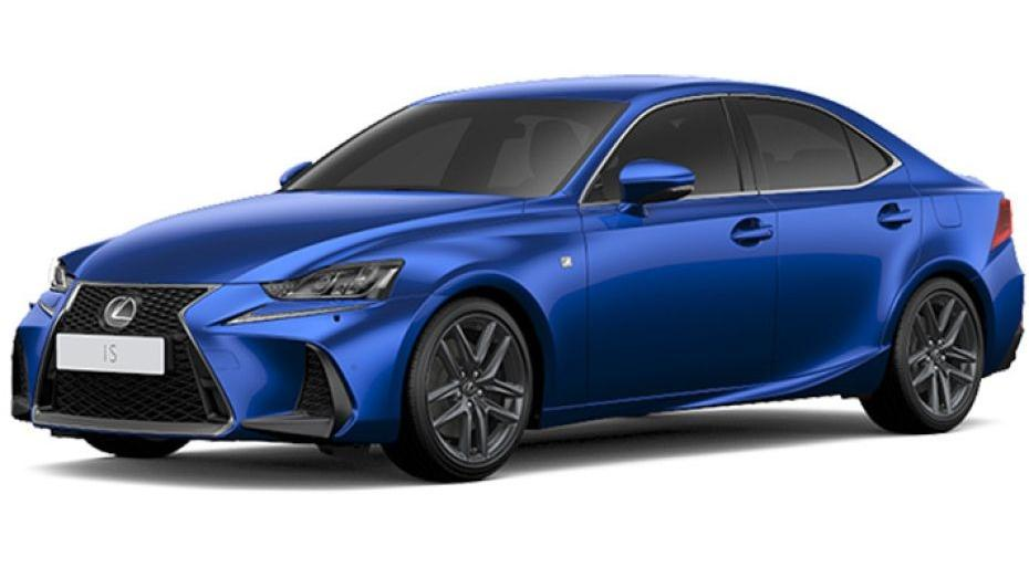 Lexus IS (2018) Others 006