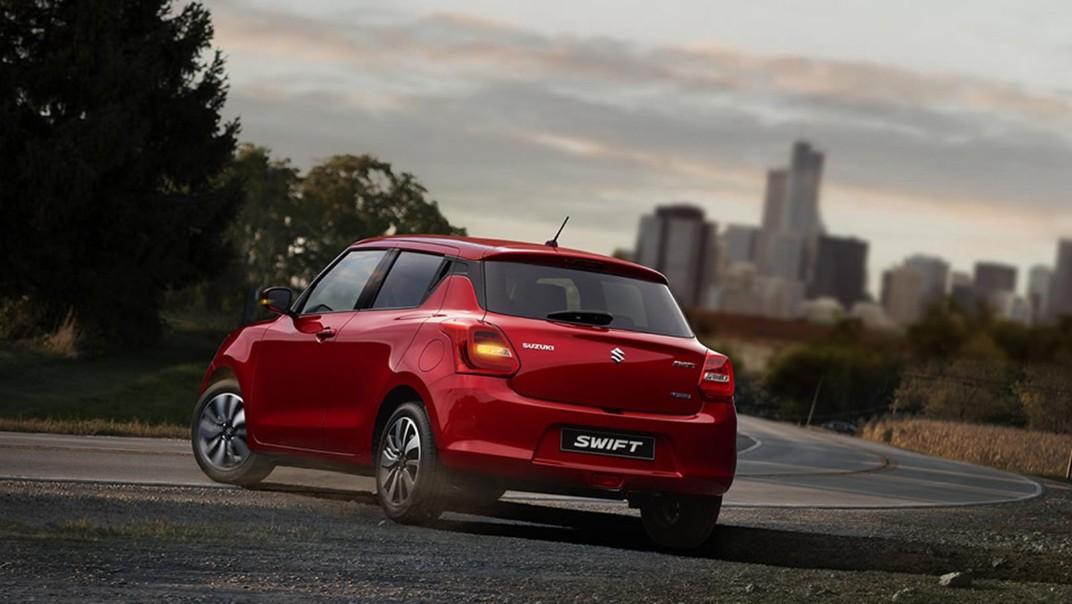2020 Suzuki Swift International Version Exterior 008