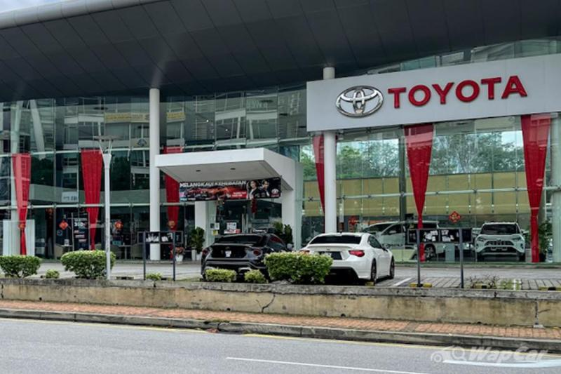 After SST exemption ends, how much will prices of Toyota cars increase in Malaysia? 02