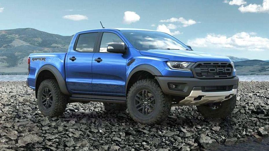 Ford Ranger (2019) Exterior 004