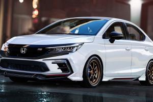 Adakah ini konsep rasmi Honda City Type R 2021?