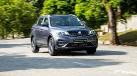 2020 Proton X70 1.8 Premium 2WD Exterior 015