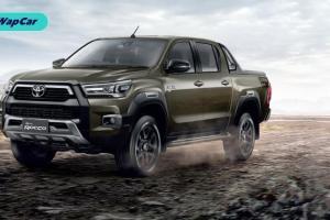 Toyota Hilux 2020: Harga rasmi diumumkan, bermula RM 92,880!