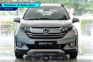 Kebaikan & Keburukan: Honda BR-V, lebih baik dari Mitsubishi Xpander?