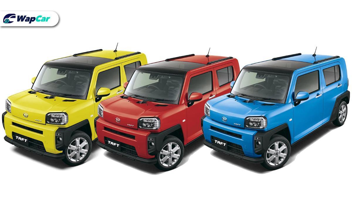 The Daihatsu Taft is the taft little car we wish we had 01
