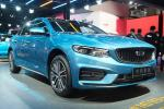 2021 Geely Preface - next 'Perdana' is bigger than a Volvo S60!