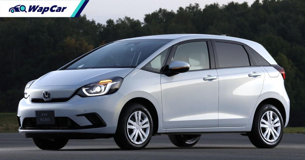 Singapore set to debut all-new 2021 Honda Jazz – 1.5L DOHC, 1.5L e:HEV, 3 variants 01
