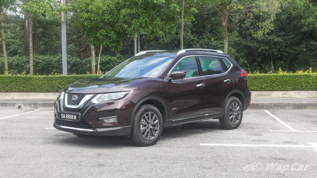 2019 Nissan X-Trail 2.0 2WD Hybrid Exterior 001