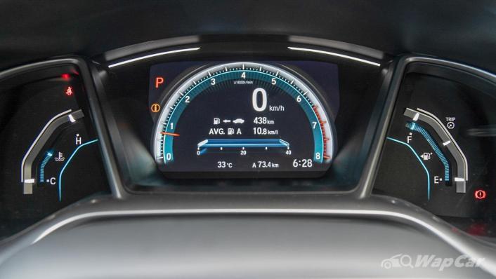 2020 Honda Civic 1.5 TC Premium Interior 010