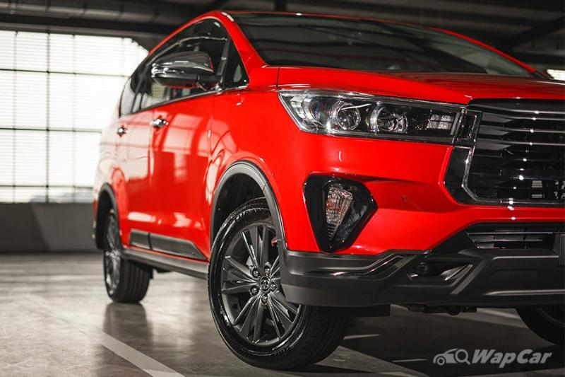 2021 Toyota Innova改款车型正式上市,标价RM 111k起跳 02