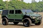 The Pindad Maung is the Indo Humvee, but wait, there's a Malaysian equivalent?