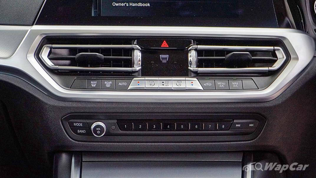 2020 BMW 3 Series 320i Sport Interior 024